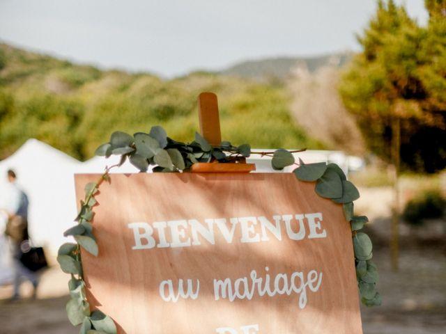 Le mariage de Pierre-Antoine et Emen à Ajaccio, Corse 13
