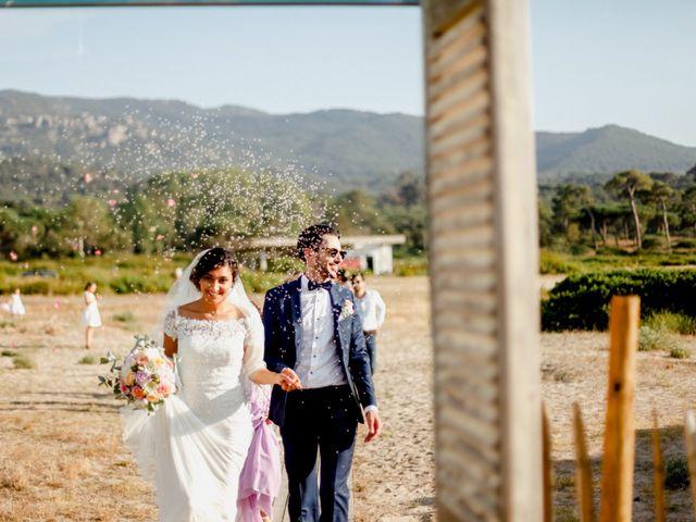 Le mariage de Pierre-Antoine et Emen à Ajaccio, Corse 16