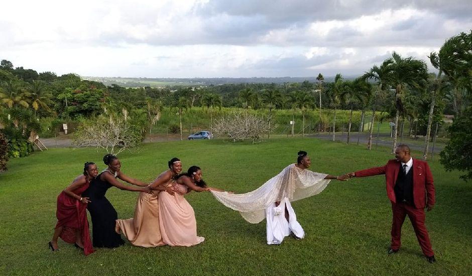 Le mariage de Kevin   et Vetuly  à Le Gosier, Guadeloupe