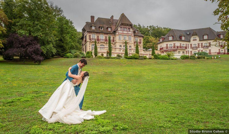Le mariage de Romain et Nicol à Gouvieux, Oise