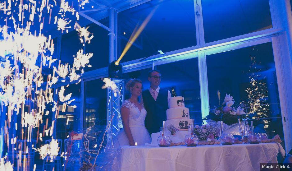 Le mariage de Ulrich et Céline à Ranchicourt, Pas-de-Calais
