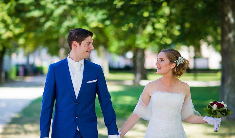 Le mariage de Nicolas et Virginie à Gaillac, Tarn
