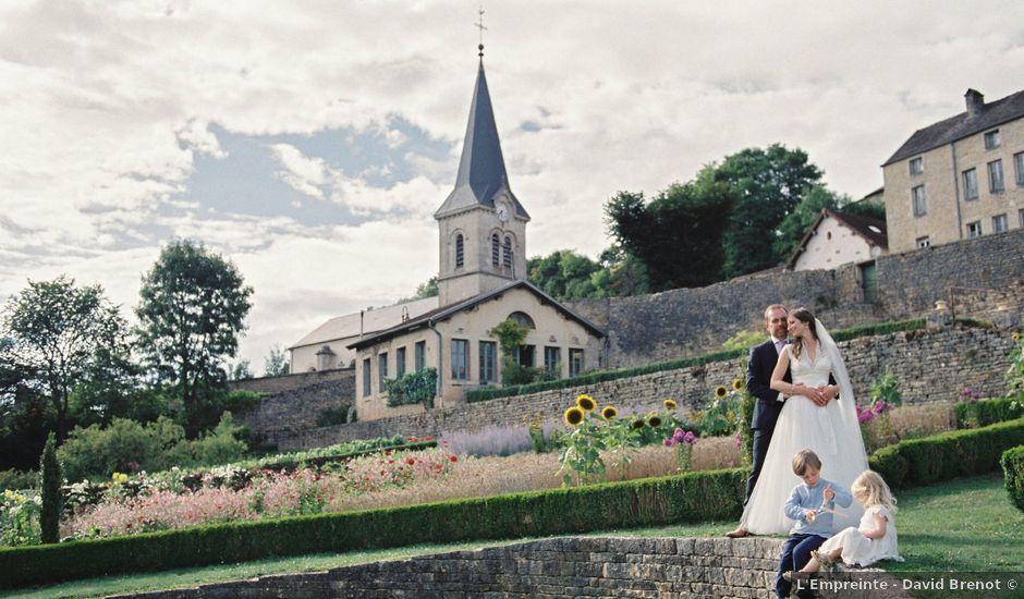 Le mariage de Christopher et Désirée à Barbirey-sur-Ouche, Côte d'Or