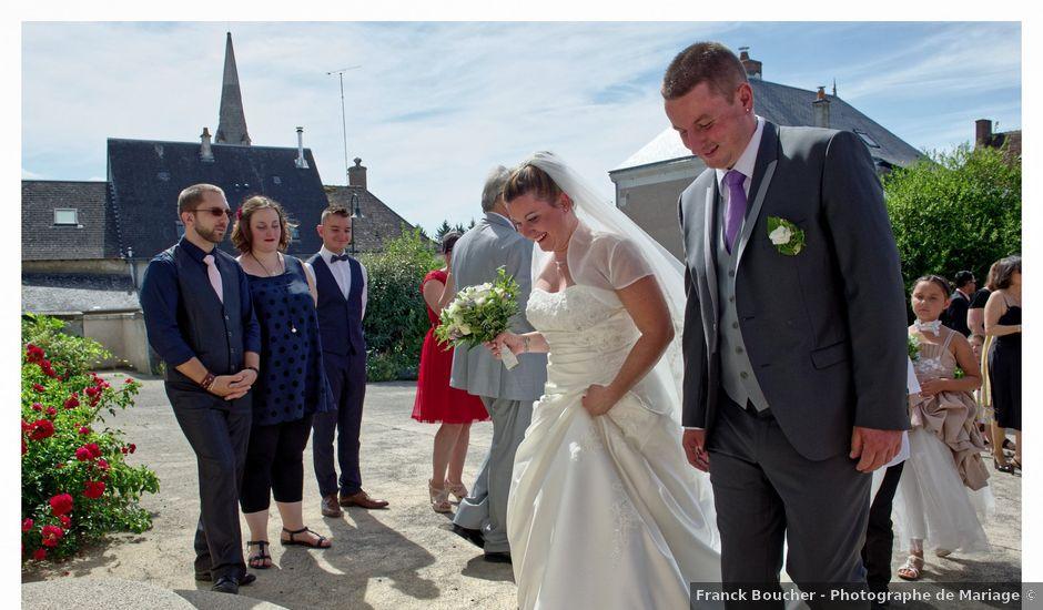 Le mariage de Damien et Sophie à Loches, Indre-et-Loire