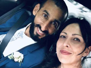 Le mariage de Justine et Ahmed 1