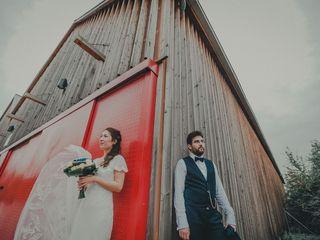 Le mariage de Liz et Math