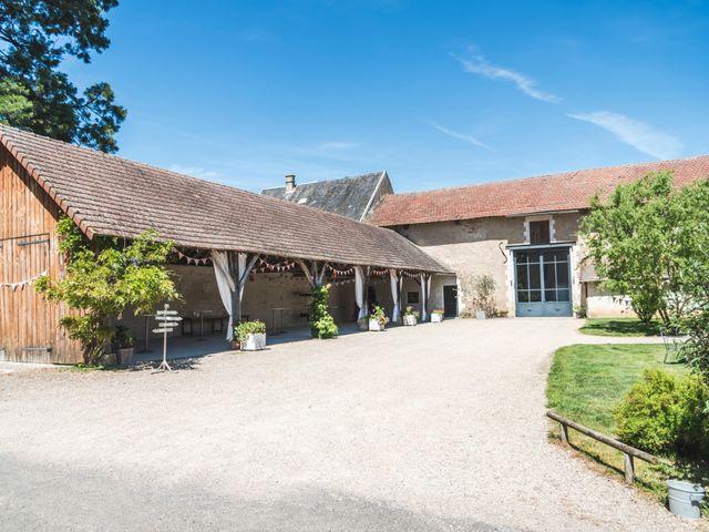 Le mariage de Vincent et Noémie à Courson-les-Carrières, Yonne 7