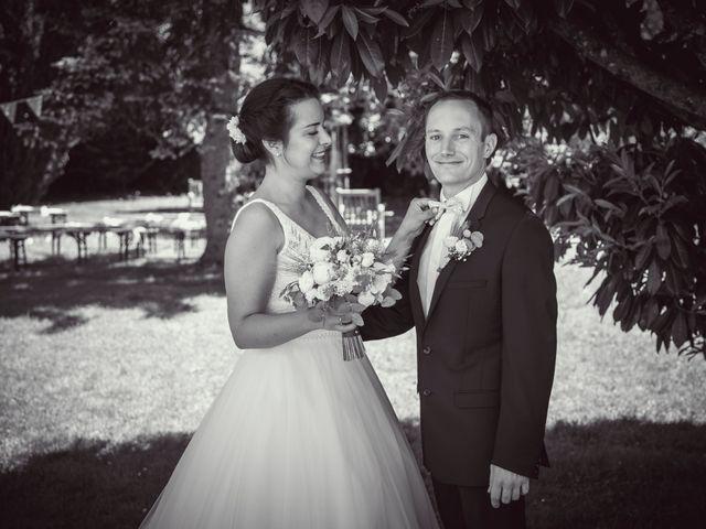 Le mariage de Vincent et Noémie à Courson-les-Carrières, Yonne 17