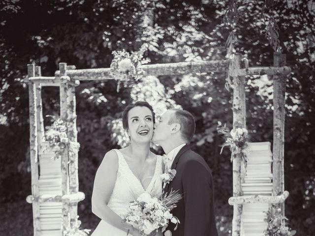 Le mariage de Vincent et Noémie à Courson-les-Carrières, Yonne 19