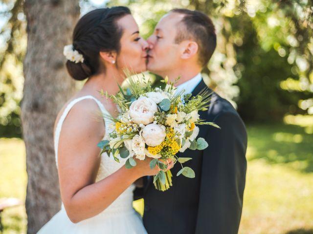 Le mariage de Vincent et Noémie à Courson-les-Carrières, Yonne 20