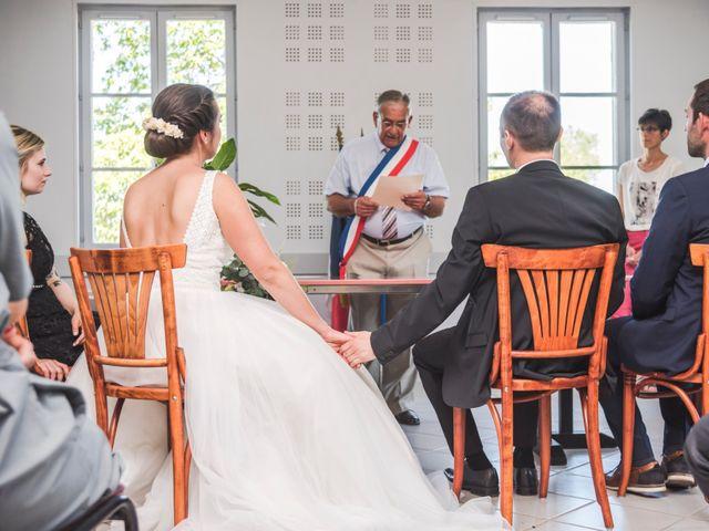 Le mariage de Vincent et Noémie à Courson-les-Carrières, Yonne 26