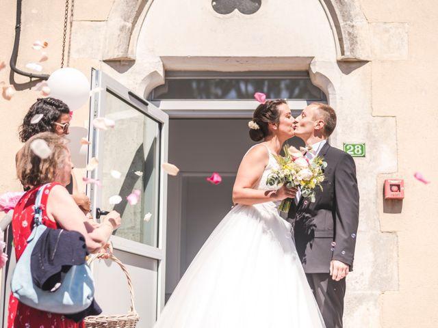 Le mariage de Vincent et Noémie à Courson-les-Carrières, Yonne 27