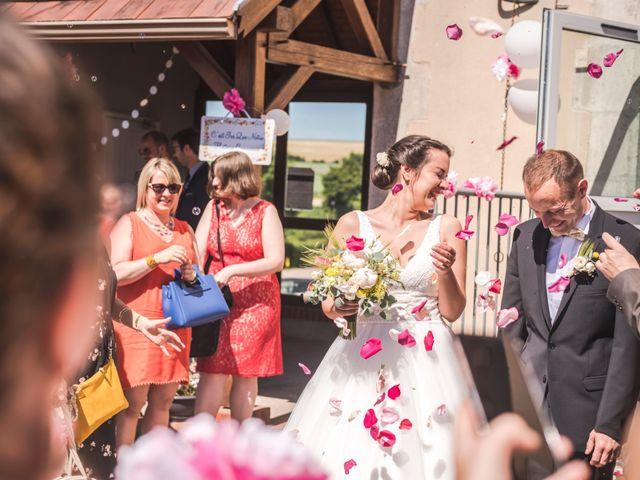 Le mariage de Vincent et Noémie à Courson-les-Carrières, Yonne 28