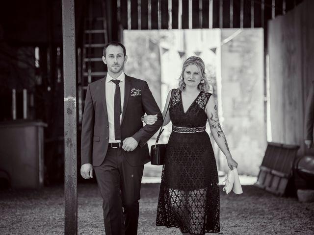 Le mariage de Vincent et Noémie à Courson-les-Carrières, Yonne 30