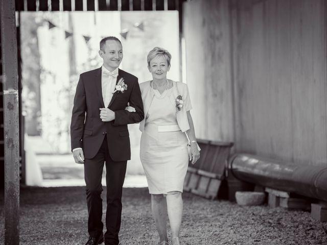 Le mariage de Vincent et Noémie à Courson-les-Carrières, Yonne 31
