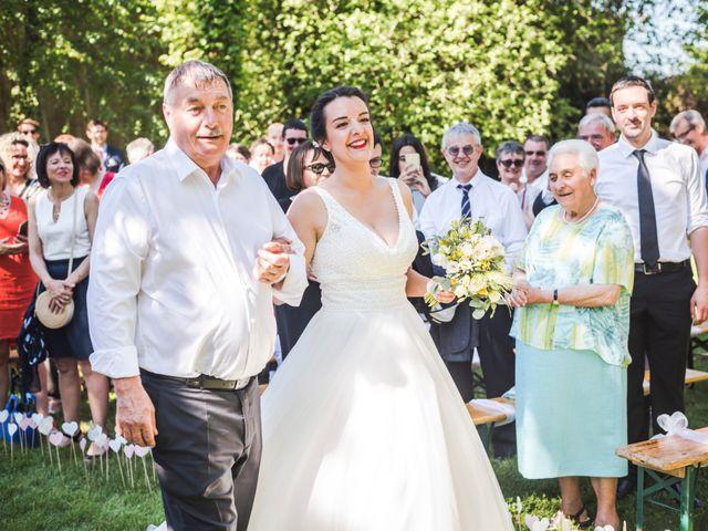 Le mariage de Vincent et Noémie à Courson-les-Carrières, Yonne 34