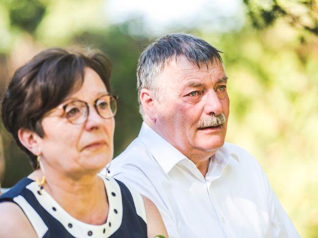 Le mariage de Vincent et Noémie à Courson-les-Carrières, Yonne 41