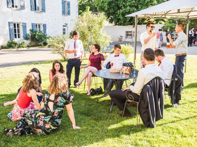 Le mariage de Vincent et Noémie à Courson-les-Carrières, Yonne 45