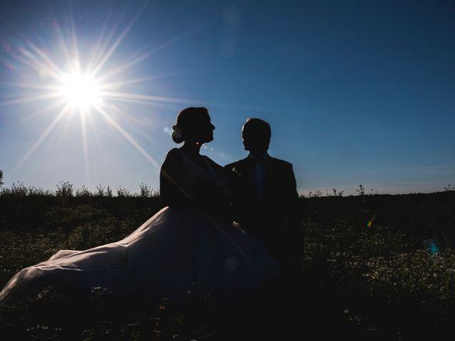 Le mariage de Vincent et Noémie à Courson-les-Carrières, Yonne 51