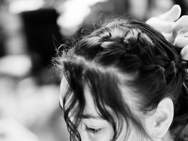Le mariage de Kevin et Leslie à Bazoches, Nièvre 9