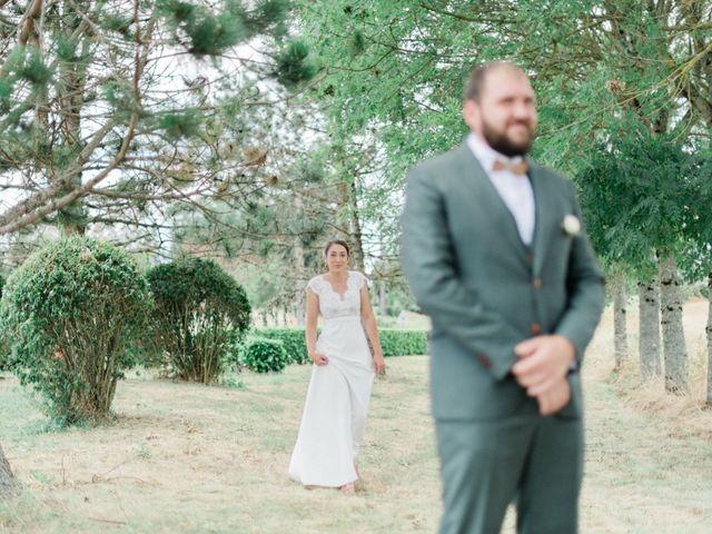Le mariage de Kevin et Leslie à Bazoches, Nièvre 31