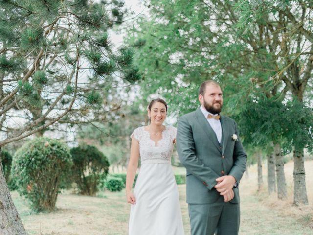 Le mariage de Leslie et Kevin