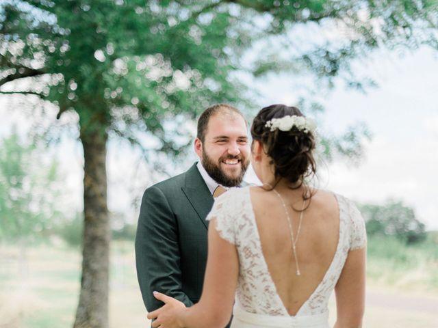 Le mariage de Kevin et Leslie à Bazoches, Nièvre 33