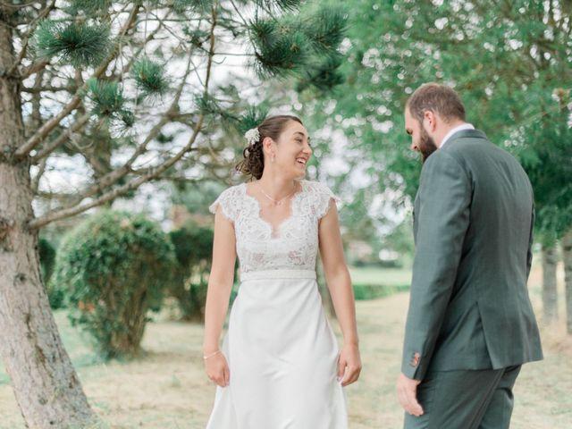 Le mariage de Kevin et Leslie à Bazoches, Nièvre 35