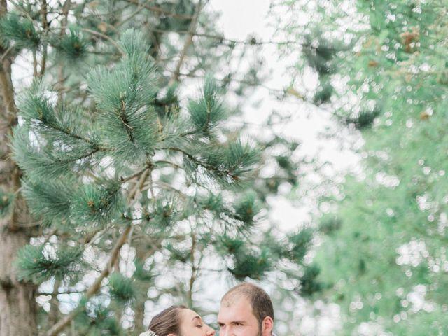 Le mariage de Kevin et Leslie à Bazoches, Nièvre 36