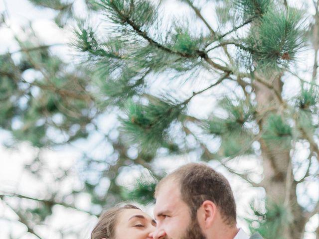 Le mariage de Kevin et Leslie à Bazoches, Nièvre 37