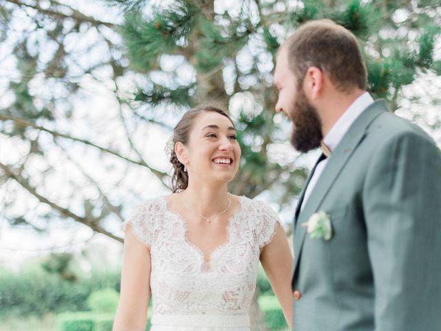 Le mariage de Kevin et Leslie à Bazoches, Nièvre 38