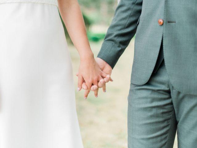 Le mariage de Kevin et Leslie à Bazoches, Nièvre 39