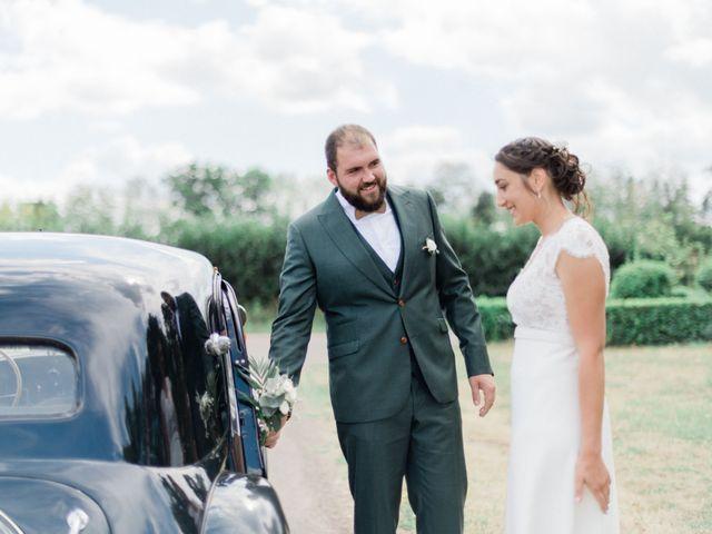 Le mariage de Kevin et Leslie à Bazoches, Nièvre 41