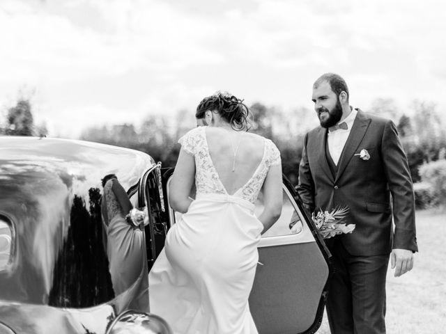 Le mariage de Kevin et Leslie à Bazoches, Nièvre 42