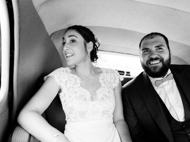 Le mariage de Kevin et Leslie à Bazoches, Nièvre 43