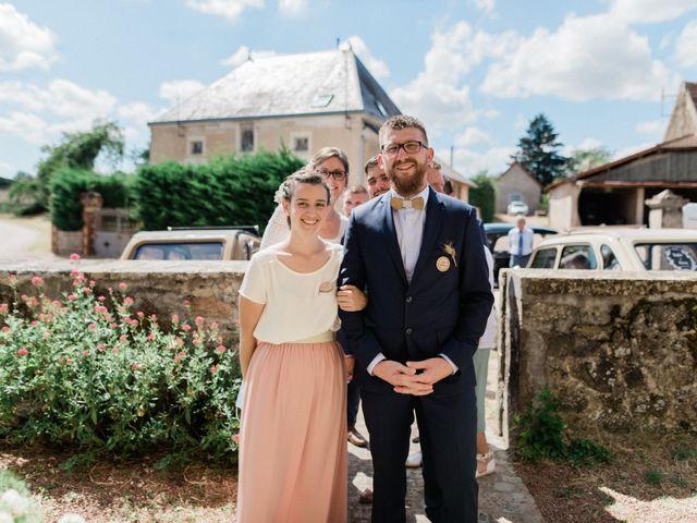 Le mariage de Kevin et Leslie à Bazoches, Nièvre 51