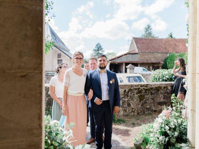 Le mariage de Kevin et Leslie à Bazoches, Nièvre 52
