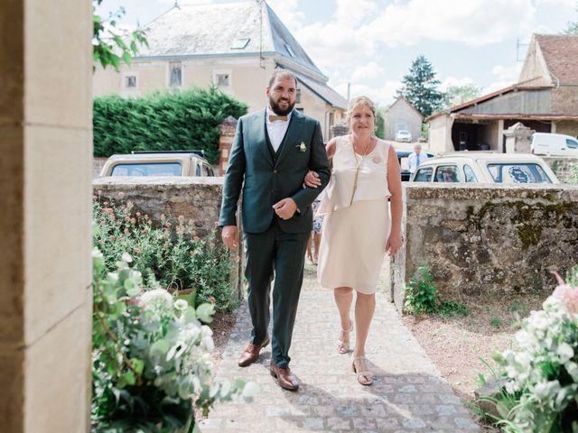 Le mariage de Kevin et Leslie à Bazoches, Nièvre 53