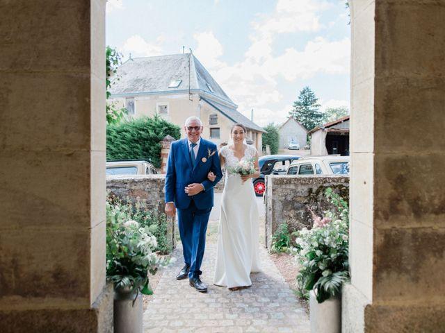 Le mariage de Kevin et Leslie à Bazoches, Nièvre 54