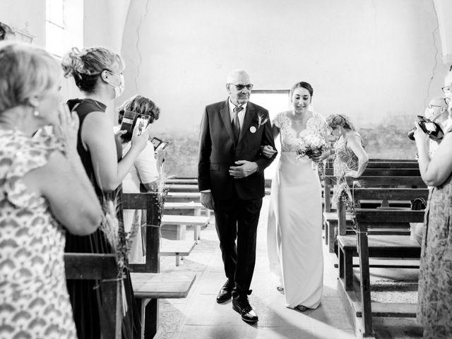 Le mariage de Kevin et Leslie à Bazoches, Nièvre 56