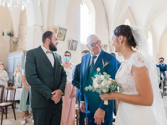 Le mariage de Kevin et Leslie à Bazoches, Nièvre 57
