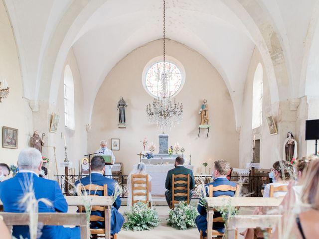 Le mariage de Kevin et Leslie à Bazoches, Nièvre 59