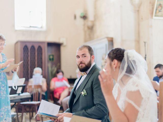 Le mariage de Kevin et Leslie à Bazoches, Nièvre 65