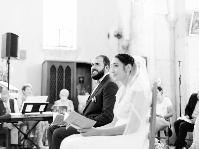 Le mariage de Kevin et Leslie à Bazoches, Nièvre 66
