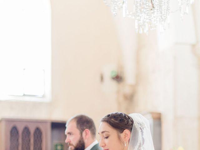 Le mariage de Kevin et Leslie à Bazoches, Nièvre 67