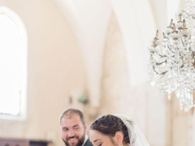 Le mariage de Kevin et Leslie à Bazoches, Nièvre 69