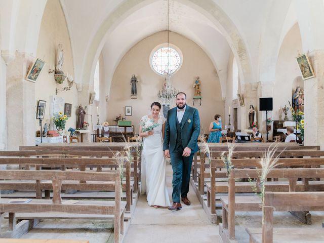 Le mariage de Kevin et Leslie à Bazoches, Nièvre 71