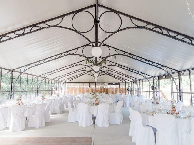 Le mariage de Kevin et Leslie à Bazoches, Nièvre 100