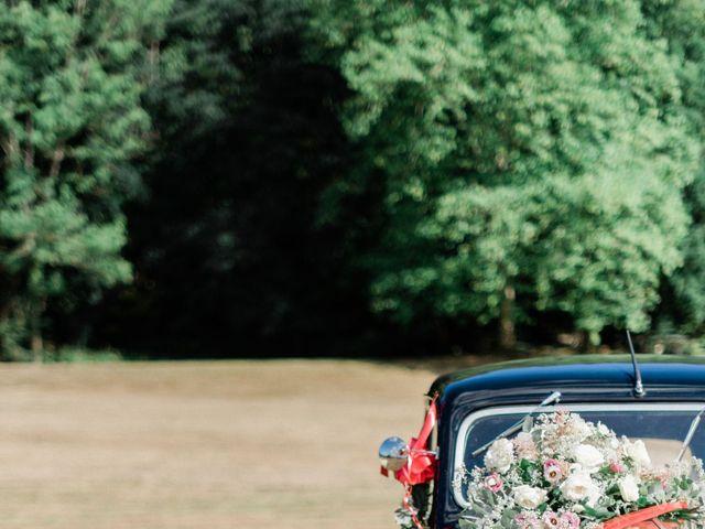 Le mariage de Kevin et Leslie à Bazoches, Nièvre 114