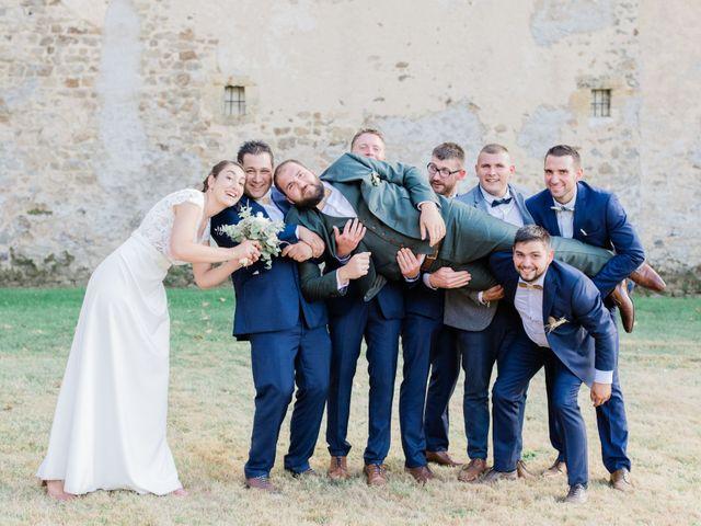 Le mariage de Kevin et Leslie à Bazoches, Nièvre 118